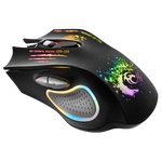 Tsunami Breathing Light 6D Optical Gaming Mouse (GM-03)