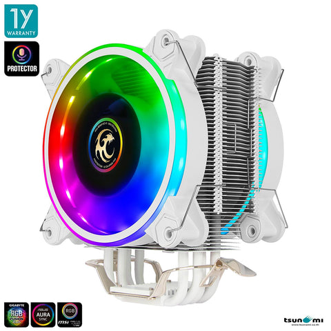 1262W Dual Fan Tower