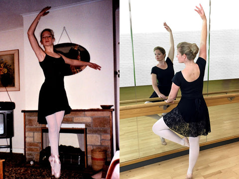 Sarah - Bella Barre's Adult Ballet, Dance & Fitness Wear
