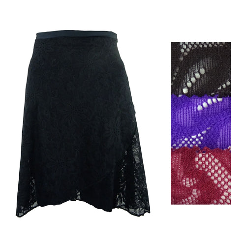 Lace Wrap Skirts