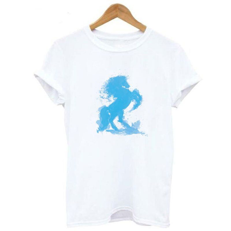 Gorgeous Ink Horse Casual Tee