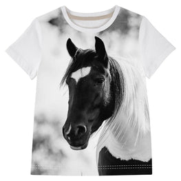 Boys Toddler Horse T Shirts