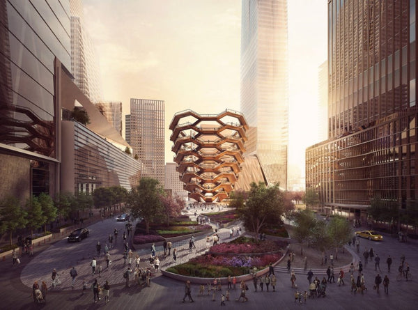 Welcome Crémieux Hudson Yards, NYC.