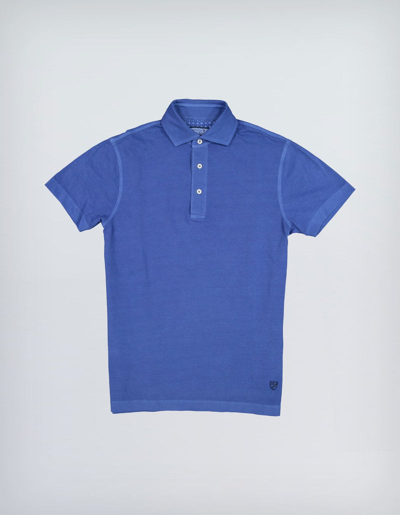 SUPIMA COTTON STRETCH PIQUE POLO