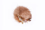 Sand Brown Mink Ring