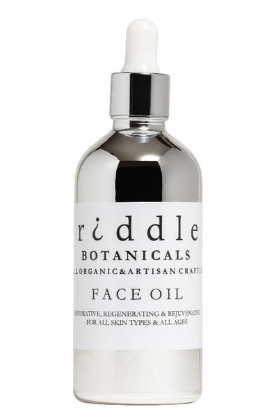 Riddle Scented Oil Botanicals: The Face Oil