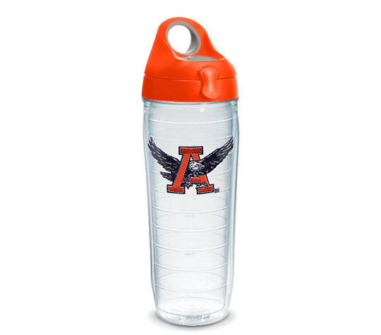 Auburn Tigers College Vault Logo Water Bottle
