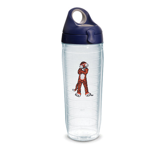 Auburn Tigers Aubie 24 oz Water Bottle
