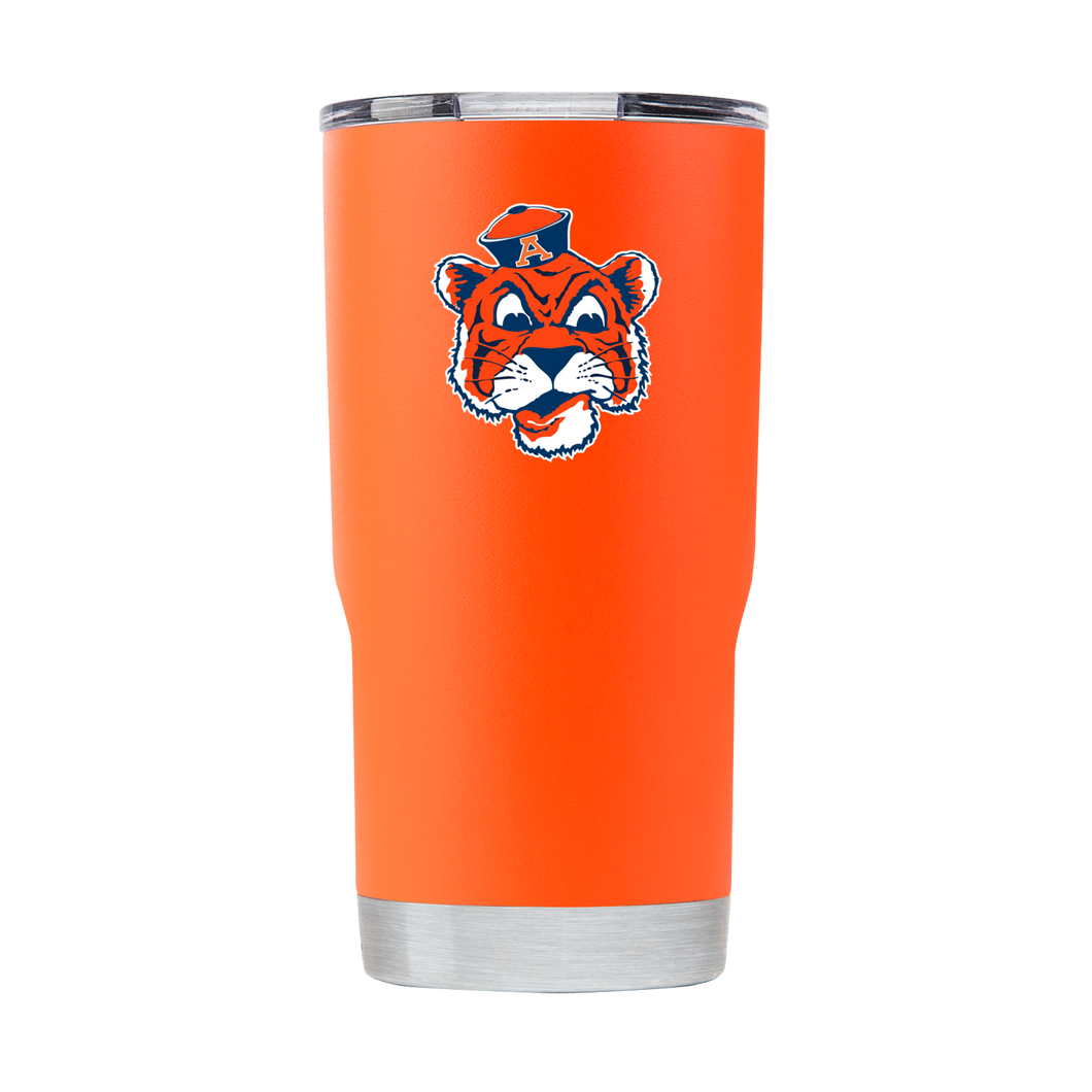 "20OZ ""AUBIE"" ORANGE TUMBLER"
