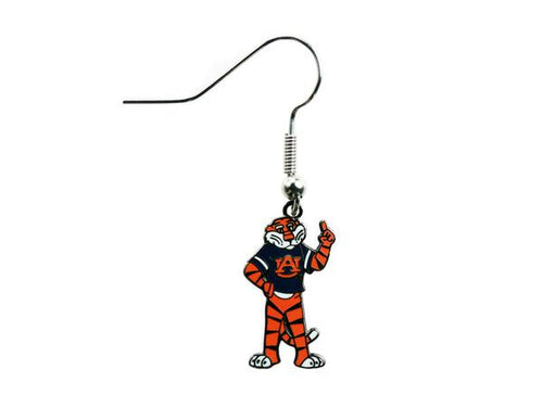 Aubie Dangle Earring