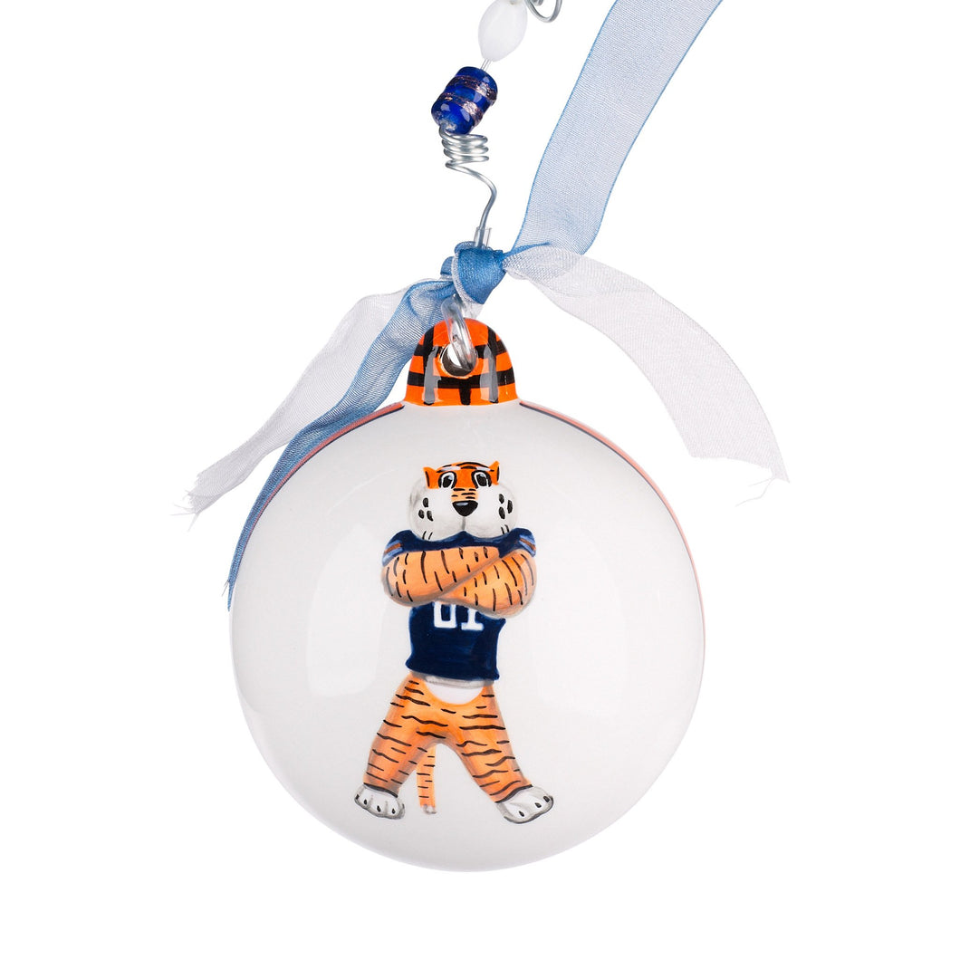 Aubie Ever to Conquer Ornament