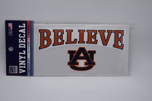 Decal Believe