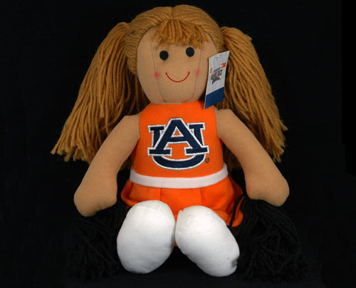 Plush Cheerleader Doll 14 inch