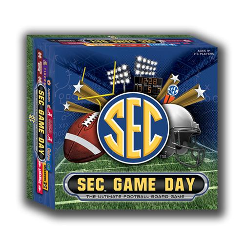 SEC Game Day Board Game
