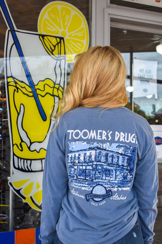 Toomers Mosaic Long Sleeve T