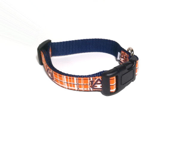 Dog Collar- Plaid