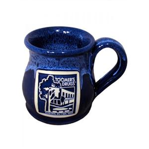 Toomers Navy Coffee Mug