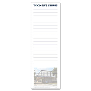 Toomers To Do List