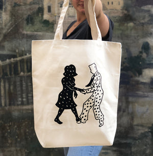 Two Dancers Tote
