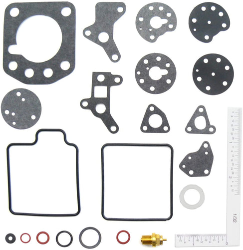 1973 Datsun 240Z Carburetor Repair Kit (Set of 2)