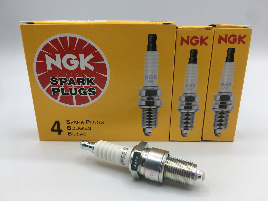 Datsun 240Z/260Z/280Z Spark Plug Set of 6 - NGK BP6ES (4007)
