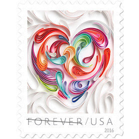 Forever/USA Stamps - First Class
