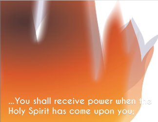 Power of the Spirit Note Card