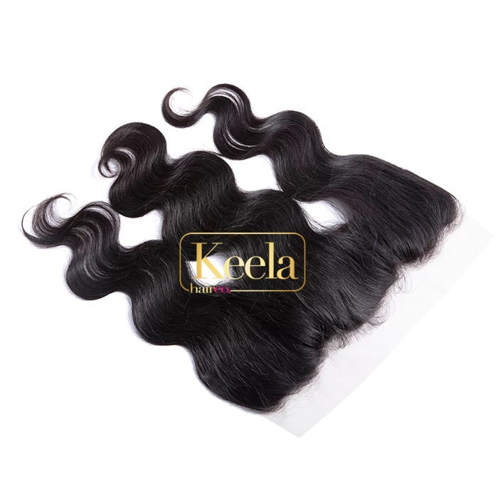 Swiss lace body wave lace frontal (Raw cambodian)