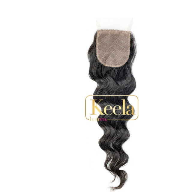 Hd loose wave lace closure (Raw cambodian)