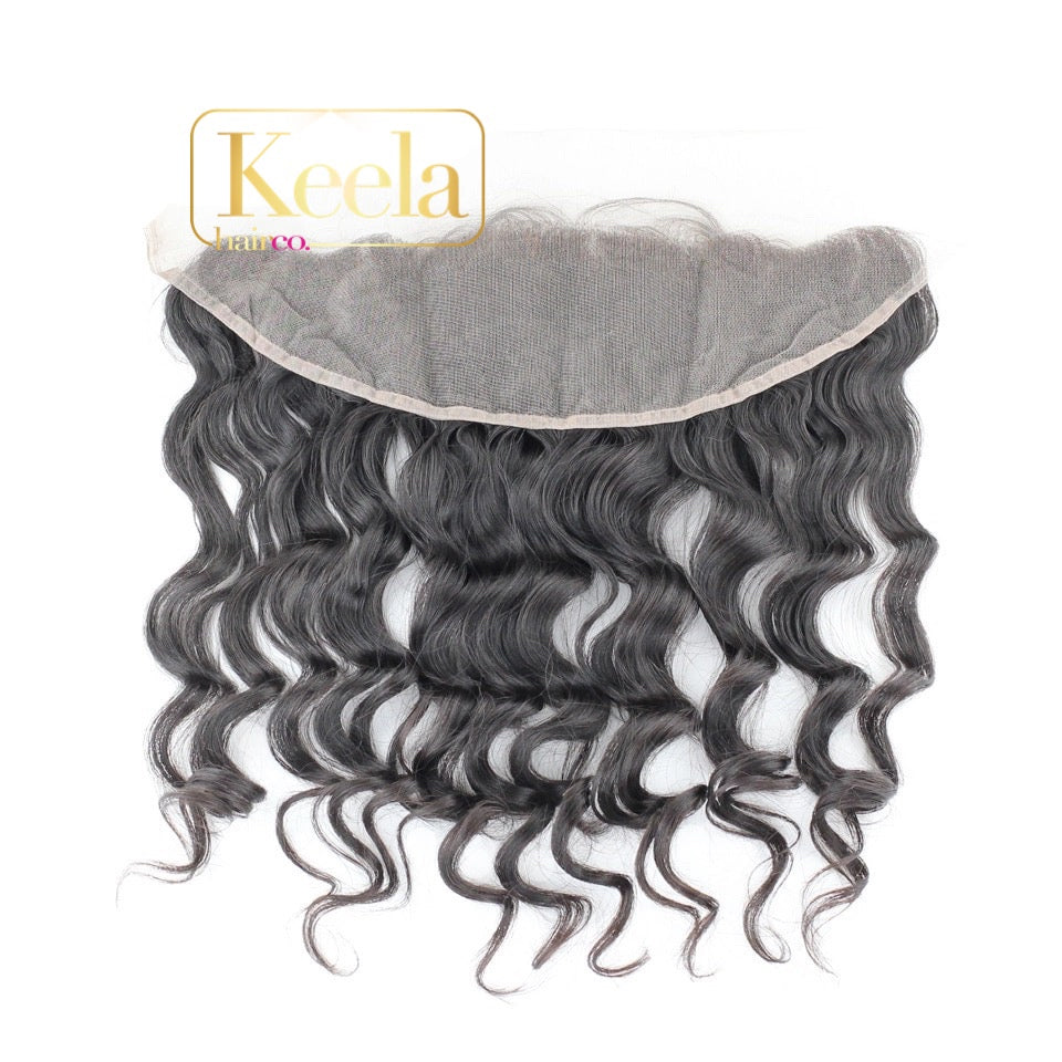 Hd loose wave lace frontal (Raw cambodian)