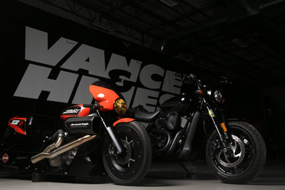 SPLITSVILLE! Terry Vance Dishes on the Harley-Davidson/Vance & Hines Breakup