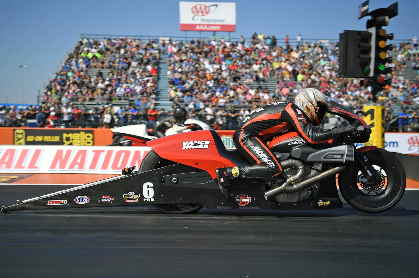 A Six-Time Drag Racing Champion Spills The Secret To Going Fast On Two Wheels