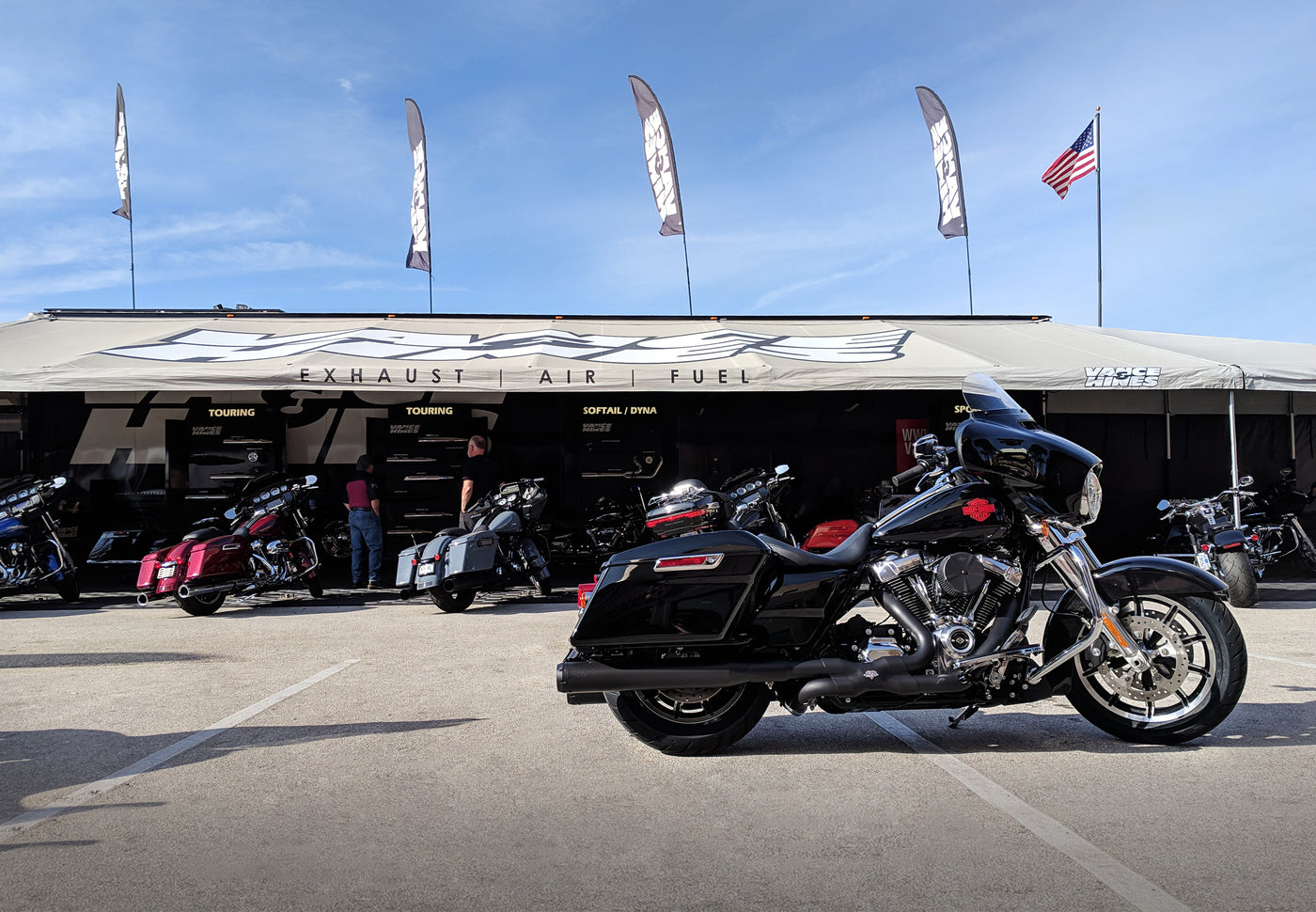 Personalized Experiences Drive Vance & Hines Road Show in 2020