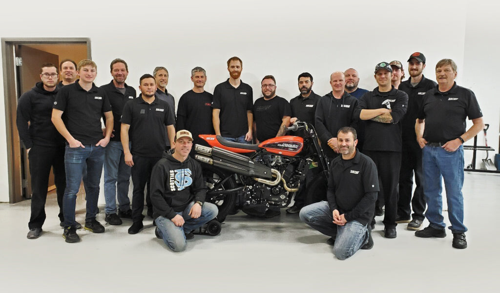 Latus Motors Racing grabs the First H-D XG750R
