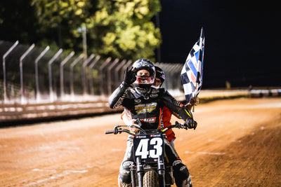 Rispoli Doubles Up at Williams Grove Half-Mile II