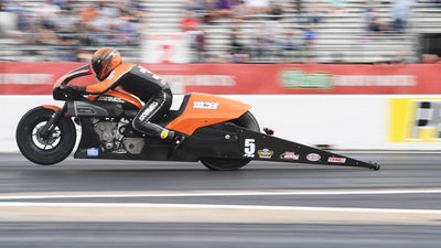 Eddie Krawiec wins NHRA Spring Nationals