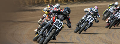 HARLEY-DAVIDSON 2020 FACTORY FLAT TRACK TEAM ANNOUNCED