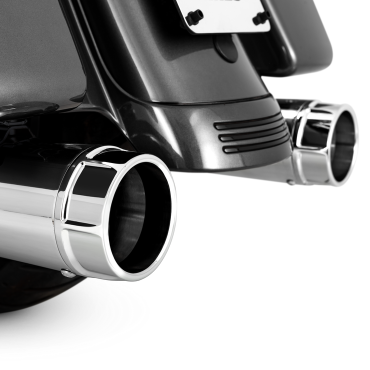 twin cam touring mufflers