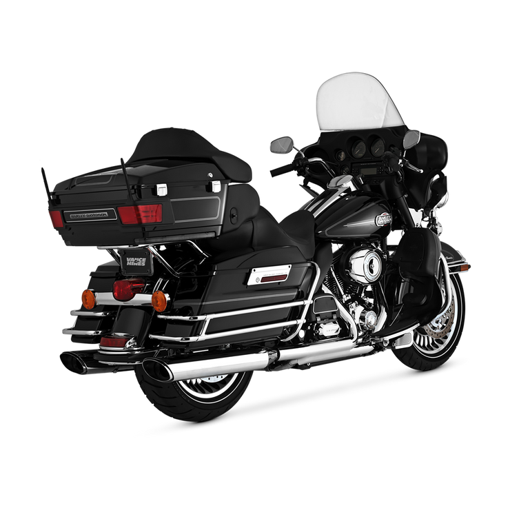 EPA COMPLIANT TWIN SLASH - VANCE & HINES