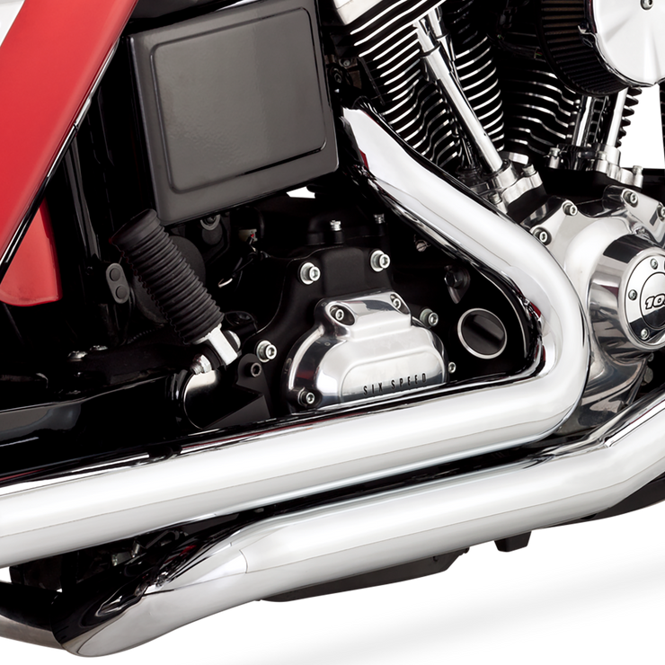 SWITCHBACK MONSTER DUALS - VANCE & HINES