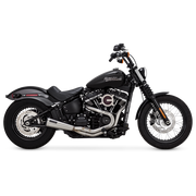 STAINLESS 2-INTO-1 UPSWEEP - VANCE & HINES