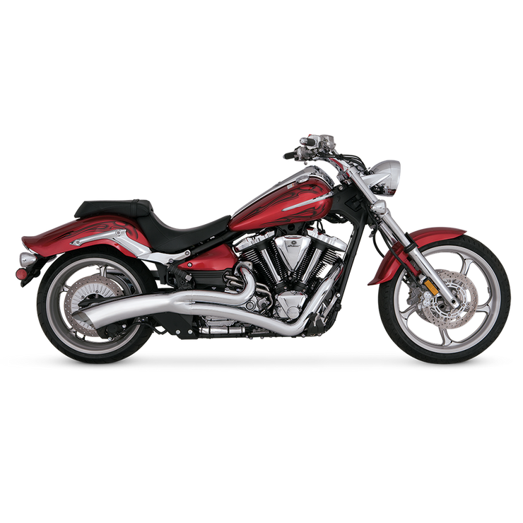 BIG RADIUS 2-INTO-1 - VANCE & HINES