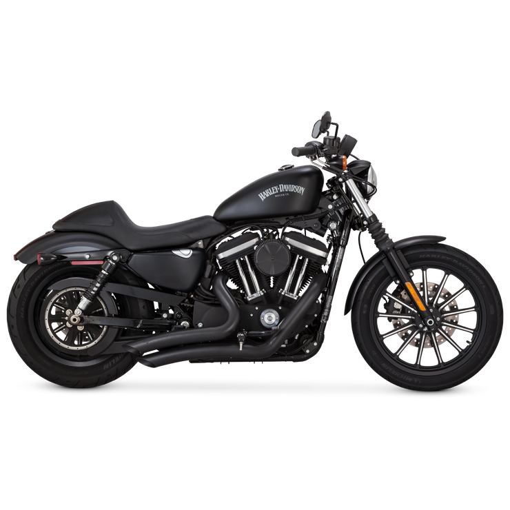 BIG RADIUS 2-INTO-2 - VANCE & HINES