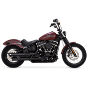 "TWIN SLASH 3"" SLIP-ONS - VANCE & HINES"