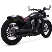 TWIN SLASH SLIP-ONS - VANCE & HINES