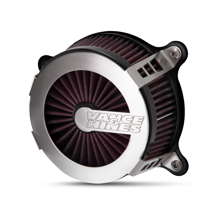 VO2 CAGE FIGHTER AIR INTAKE - VANCE & HINES