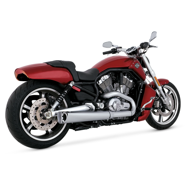 COMPETITION SERIES SLIP-ONS - VANCE & HINES