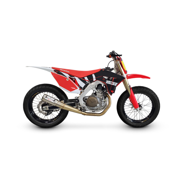 HONDA CRF450 | DOWN PIPE