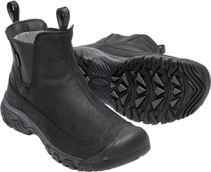 ANCHORAGE BOOT BLACK