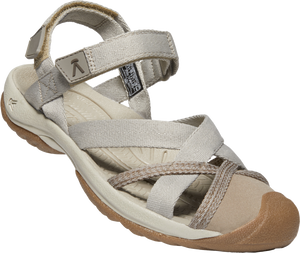 KIRA ANKLE STRAP TAUPE